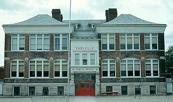 Earlville IL Grade School (now gone)